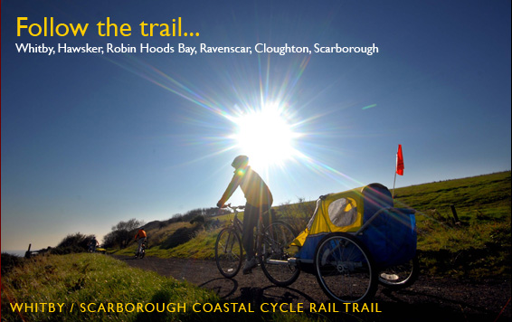 Whitby / Scarborough Coastal Cycle Rail Trail
